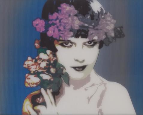 Mostra di pat edwards a milano arte e divas del cinema - Dive cinema muto ...