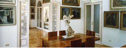 A spasso per le case museo di milano milanoincontemporanea for Casa museo boschi di stefano