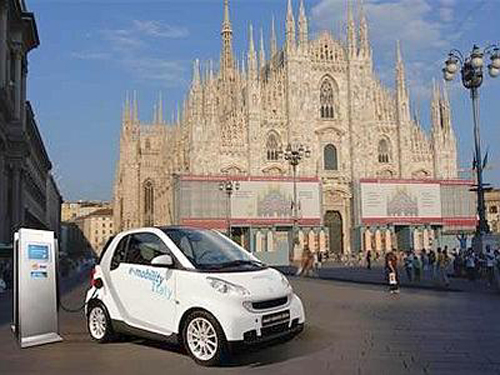 Milano mobility giovani ecodesigner con wolkswagen per la for Politecnico di milano design della moda