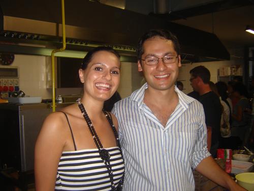 Con l'autore